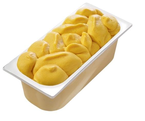 Carte D'Or Замороженный десерт Манго (3575 г) - База - пюре манго индийских и тайских сортов