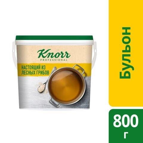 KNORR PROFESSIONAL Настоящий Бульон из Лесных грибов Сухая смесь (800 г) -